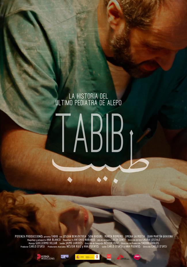 """""""Tabib"""", producida por Potenza Producciones, Carlo D'Ursi"""