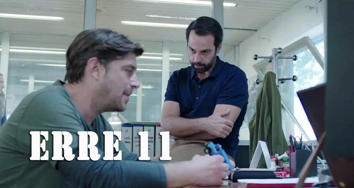 Carlo D'Ursi en Erre11