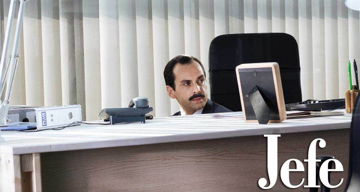 "Carlo D'Ursi en ""Jefe"""